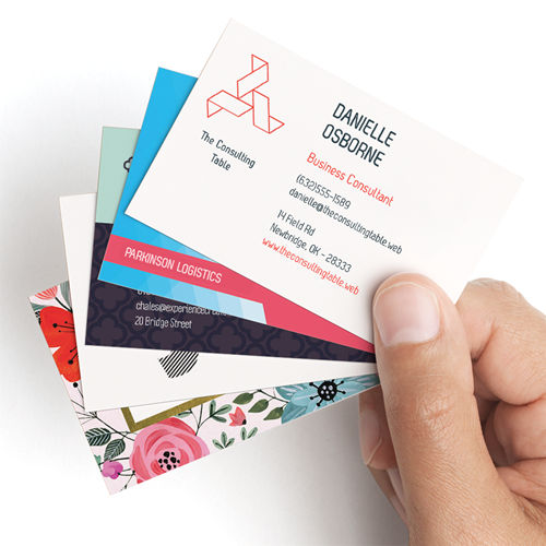 What makes a good business card 10 golden rules vistaprint shop all business cards reheart Choice Image
