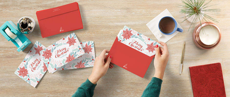 how to write the perfect christmas card
