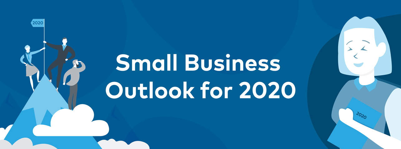 Infographic UK small business goals 2020