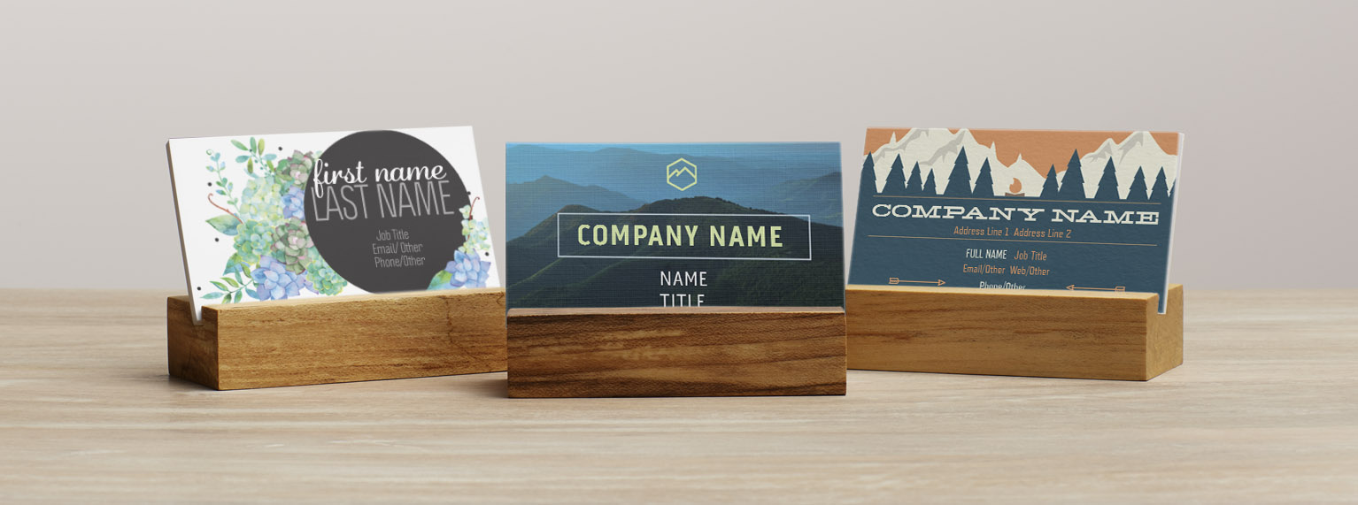 choosing the best font for your business cards