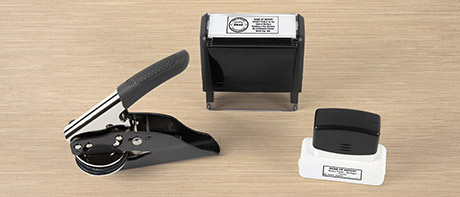For The Notary Professional Our Stamp S Impressions Meet State Requirements Choose From Pre Inked Self Inking Or Embossers