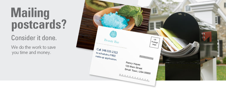 Postcard Mailing & Marketing Services | Vistaprint