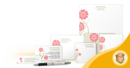 Personalized Stationery Package Deal