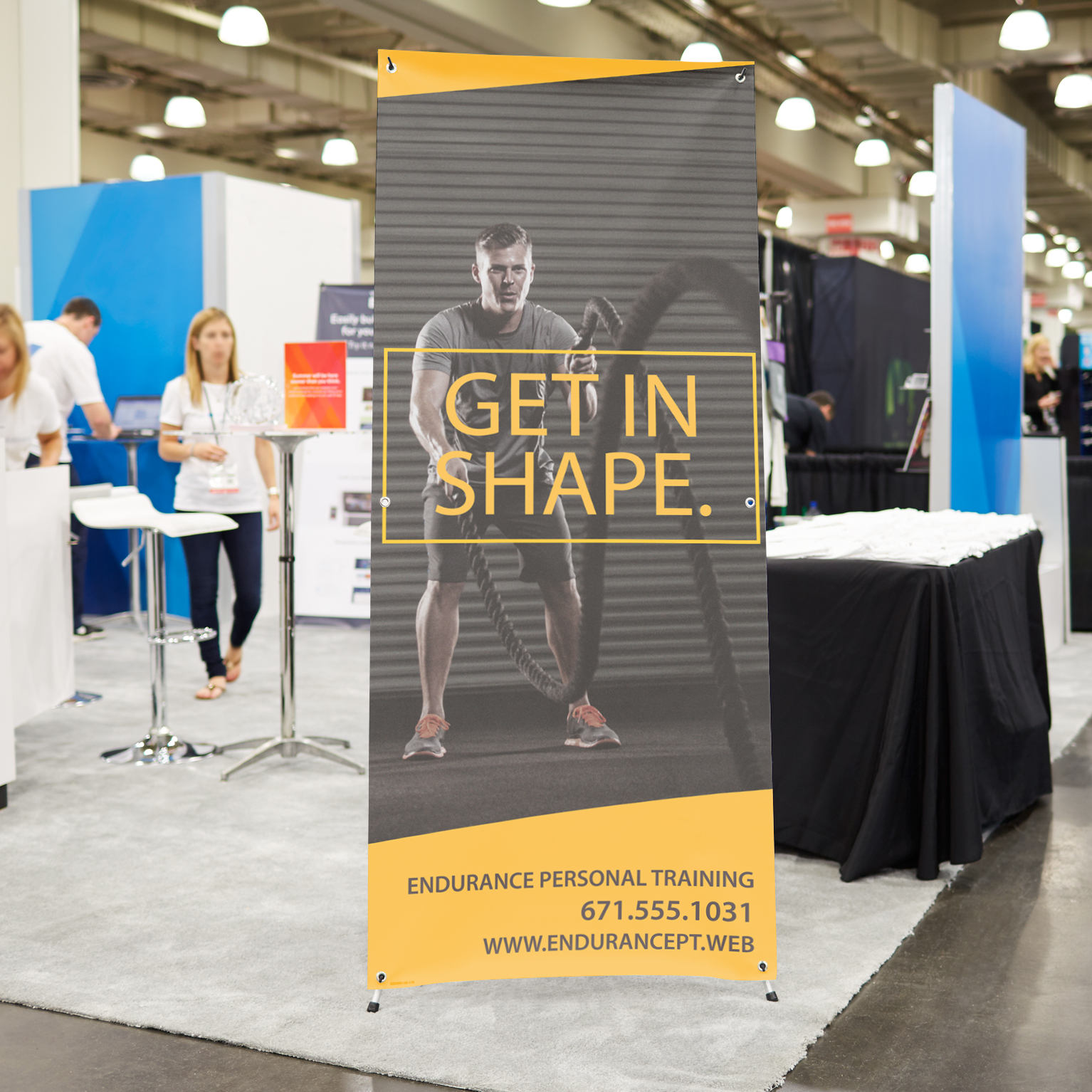 Trade Show Booth Must-Haves | Vistaprint