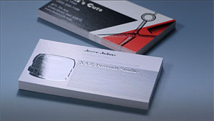 Glossy business cards vistaprint spot gloss reheart Image collections
