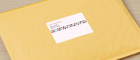 Custom Labels Personalized Stickers – Large Mailing Labels