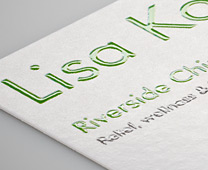 Foil business cards printing brilliant finishes vistaprint raised print uv business cards colourmoves