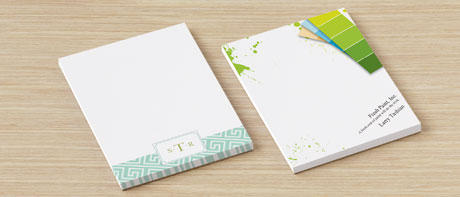 Superieur Custom Notepads For Business Notes U0026 Shopping Lists