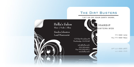 Free Business Cards Prints Made Easy Image Collections Card Design Stickers Sticker Printing