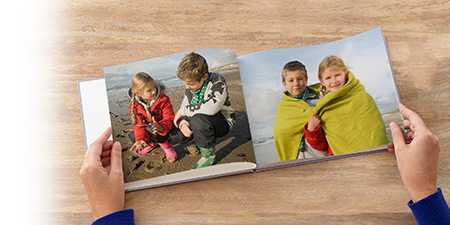personalized photo books photo albums online vistaprint