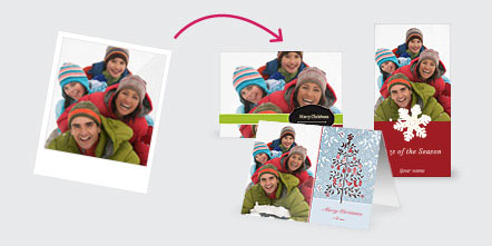 Affordable Holiday Cards, Custom Holiday Cards | Vistaprint